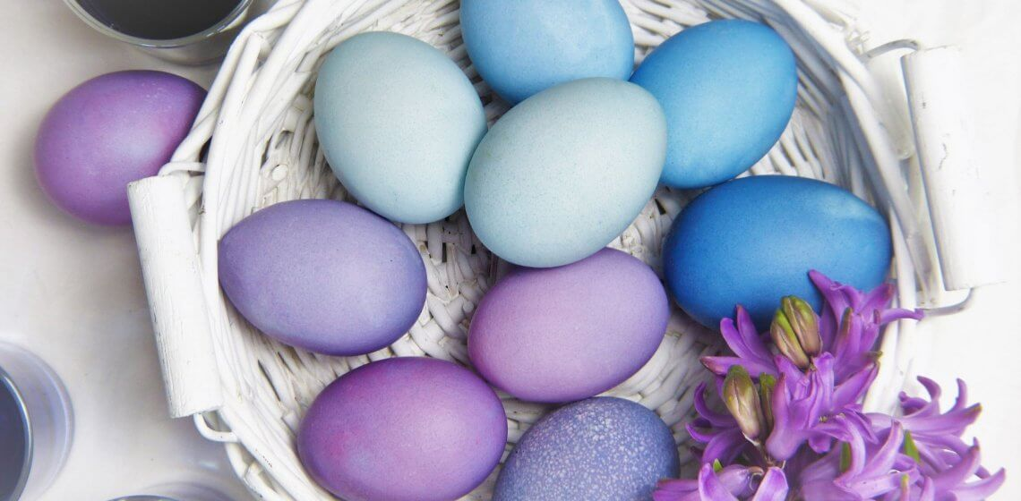 Ostereier Hausmittelchen Blog Tipps Hacks