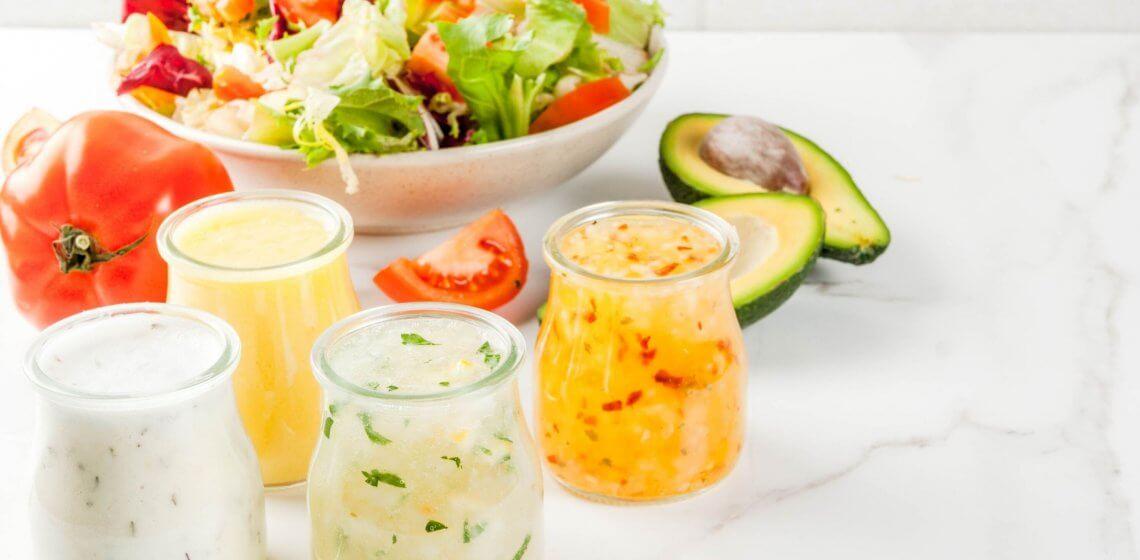 Dressing Food Lebensmittel Hausmittelchen Blog Tipps Kalorien
