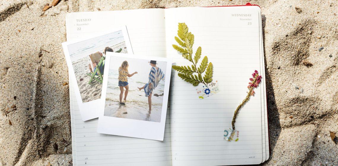 Journal Tagebuch Psychische Gesundheit Gadget Hack Tipp Haushalt Blog Hausmittelchen