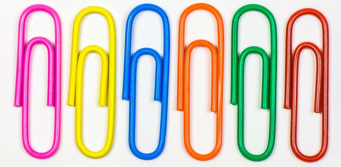 Büroklammer Gadget Hack Tipp Haushalt Blog Hausmittelchen