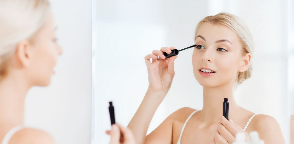 Mascara Hausmittelchen Blog Tipps Hacks