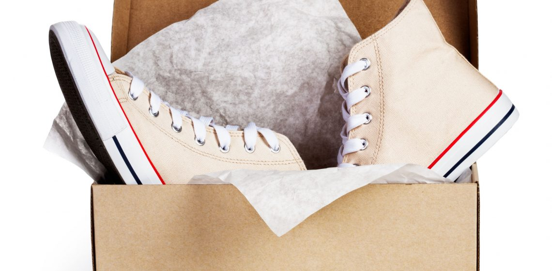 Schuhkarton Zero Waste DIY Hack Tipp Gadget Blog Hausmittelchen