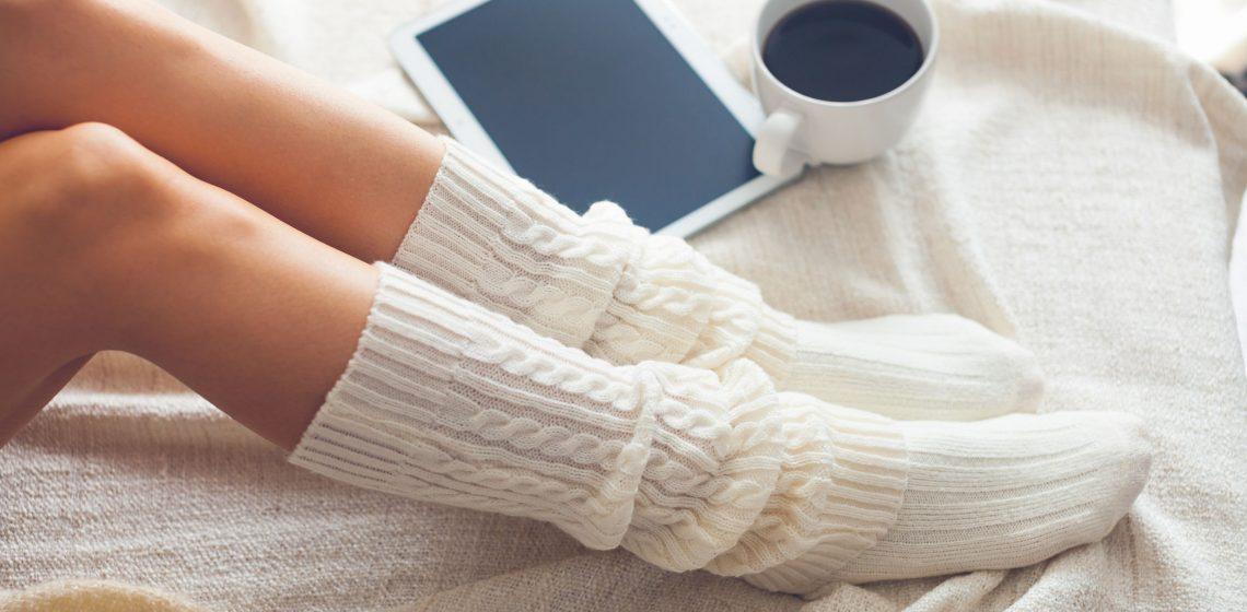 Kalte Füße Socken Hack Tipp Haushalt Blog Hausmittelchen