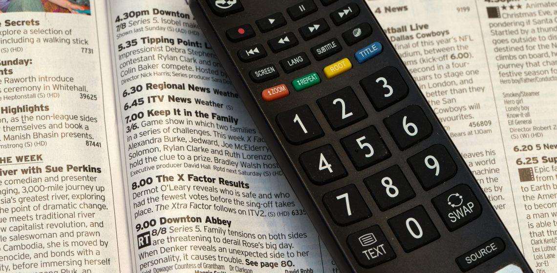 Fernbedienung Reinigen Gadget Hack Tipp Haushalt Blog Hausmittelchen