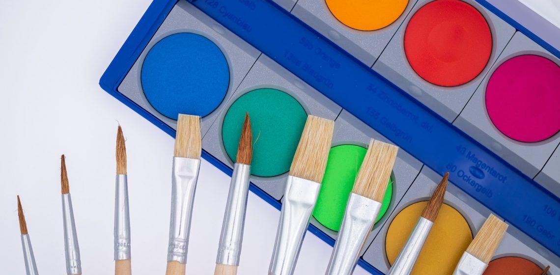 Malkasten Wasserfarben Sparen Hack Tipp Haushalt Blog Hausmittelchen