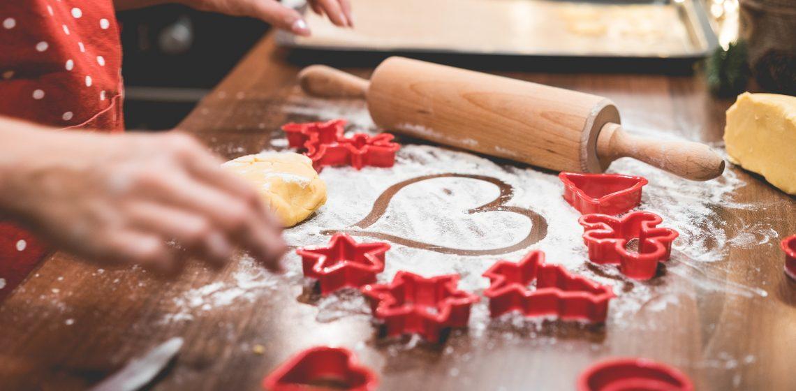 Weihnachten Kekse Weihnachtskekse Lebensmittel Food Hack Tipp Haushalt Blog Hausmittelchen