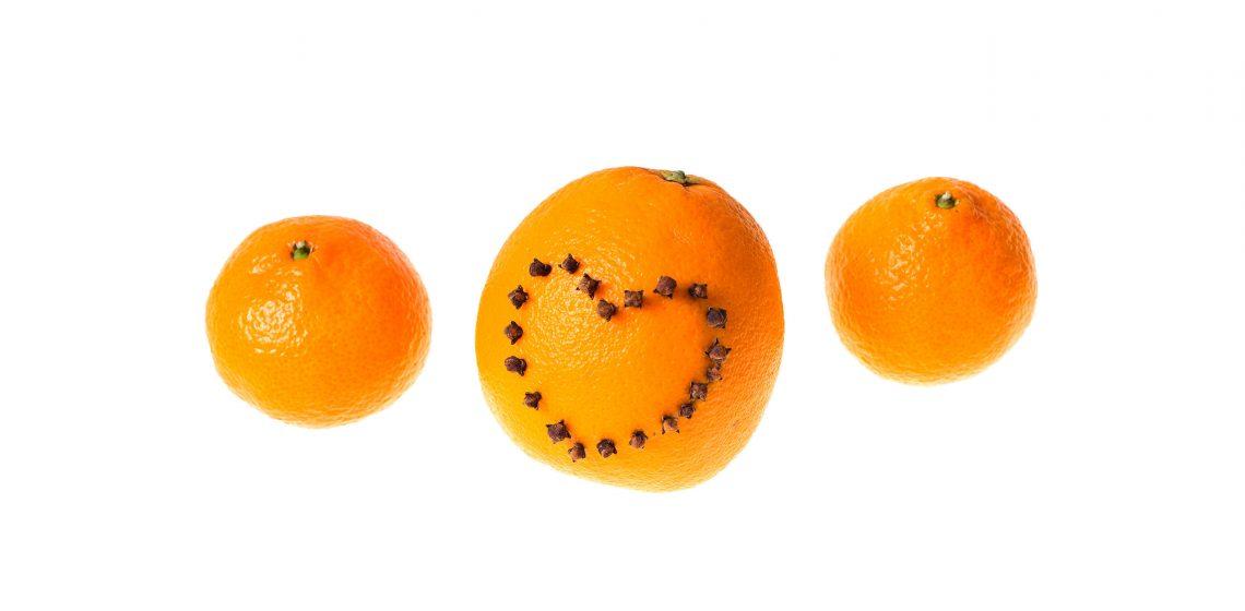 Raumduft Weihnachten Orange Nelken Hack Tipp Haushalt Blog Hausmittelchen