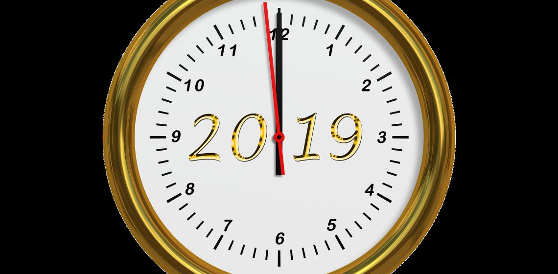 Neujahr Vorsätze Ziele 2019 Blog Hacks Tipps Tipp Hausmittelchen