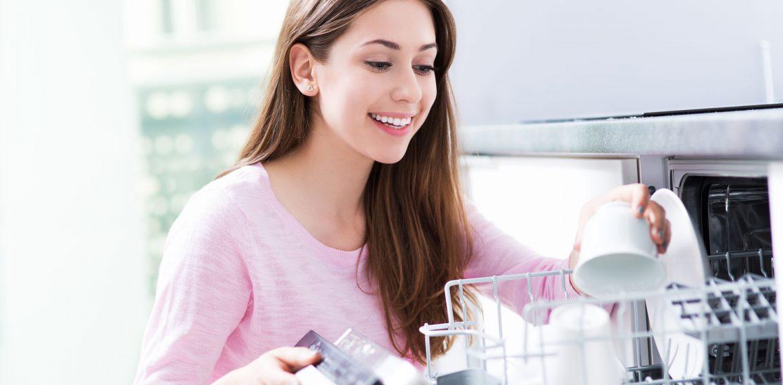 Geschirrspüler Reinigen Putzen Hack Tipp Haushalt Blog Hausmittelchen