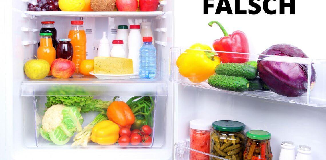 Lebensmittel Lagerung Hausmittelchen Blog Tipps Hacks