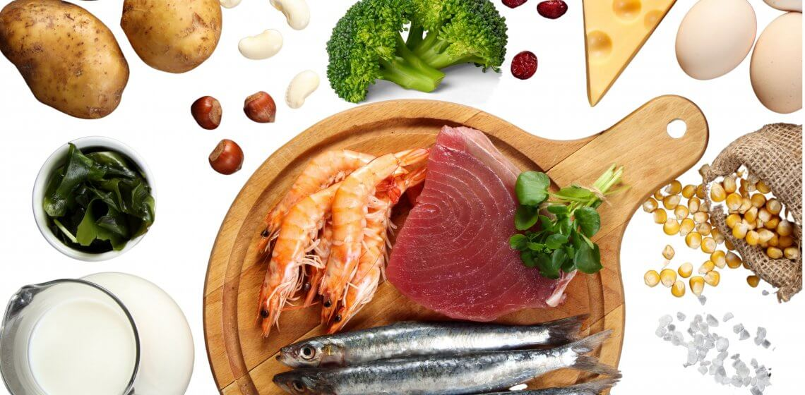 Jod Food Spurenelement Lebensmittel Hausmittelchen Blog Tipps Hack